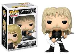 Image Metallica - James Hetfield Pop!
