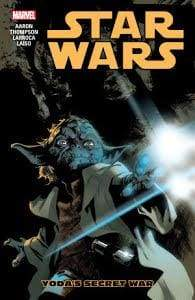 Image STAR WARS TP VOL 05 YODAS SECRET WAR