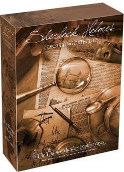 Image Sherlock Holmes - Thames Murders & Other Cases