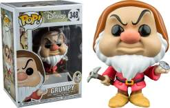 Image Snow White - Grumpy w/Diamond & Pick Pop!