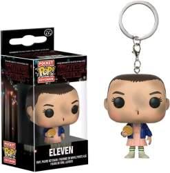 Image Stranger Things - Eleven w/Eggo Pop! Keychai