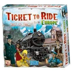 Image Ticket to Ride Europe