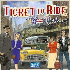 Image Ticket to Ride New York