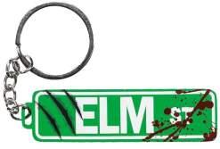 A Nightmare On Elm Street - Elm St Sign Metal Keychain - Keychain