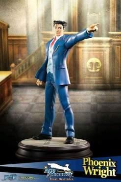 Image Ace Attorney - Phoenix Wright Statue