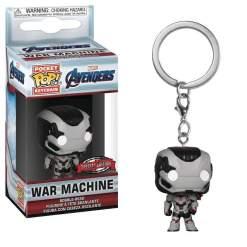 Image Avengers 4: Endgame - War Machine US Exclusive Pocket Pop! Keychain [RS]