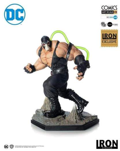 Image Batman - Bane 1:10 Scale Statue Exclusive