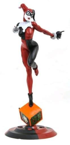 Image Batman - Harley Quinn Classic Gallery Statue