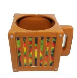 Image Crash Team Racing - Wumpa Fruit Crate Mug