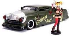 Image DC Bombshells - Harley Quinn 1951 Mercury 1:24 Scale Hollywood Rides Diecast Vehicle