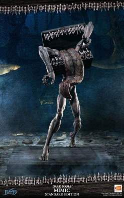 Image Dark Souls - Mimic Statue