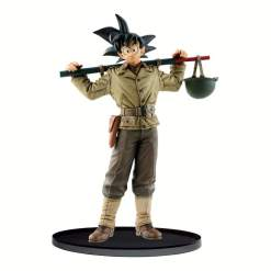 Image Dragon Ball Z -World Figure Colosseum 2 (Vol 4): Son Goku (Normal Color Version)