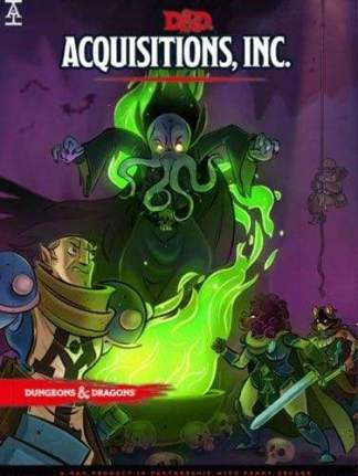 Image Dungeons & Dragons Acquisitions Incorperated