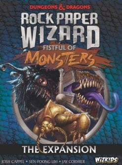 Image Dungeons & Dragons: Rock Paper Wizard Expansion: Fistful of Monsters