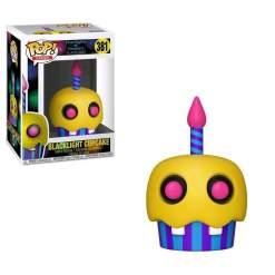 Image Five Nights at Freddy's - Cupcake Black Light Pop! Vinyl