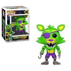 Image Five Nights at Freddy's - Foxy Black Light Pop! Vinyl