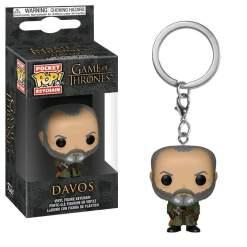 Image Game of Thrones - Davos Pocket Pop! Keychain