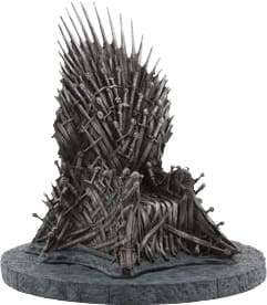 "Image Game of Thrones - Iron Throne 7"" Replica"