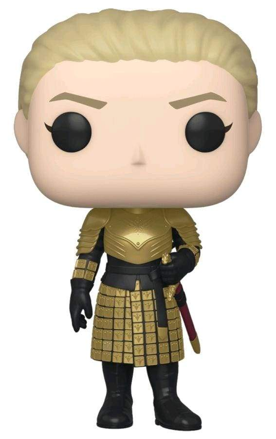 Image Game of Thrones - Ser Brienne of Tarth US Exclusive Pop! Vinyl Figure