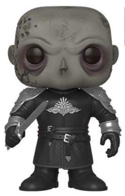 """Image Game of Thrones - The Mountain Unmasked 6"""" Pop! Vinyl"""
