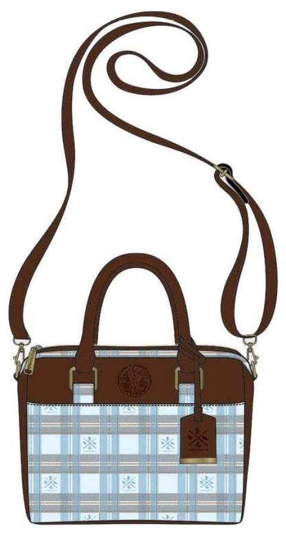 Image Harry Potter - Blue Check Handbag