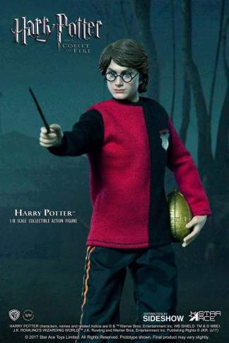 Image Harry Potter - Harry Triwizard Last Game 1:8 Figure