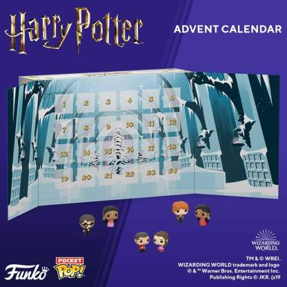 Image Harry Potter - Pocket Pop! Advent Calendar 2019