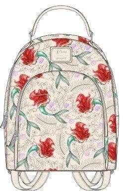Image Little Mermaid - Ariel Sketch Print Mini Backpack