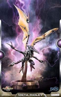 Image Metroid Prime - Meta Ridley Statue