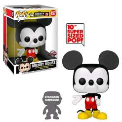 "Image Mickey Mouse - Mickey Mouse (Colour) US Exclusive 10"" Pop! Vinyl [RS]"