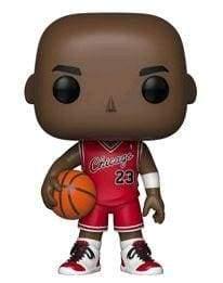 Image NBA: Bulls - Michael Jordan Rookie Uniform US Exclusive Pop! Vinyl [RS]