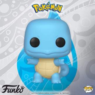 Image Pokemon - Squirtle Pop! Vinyl Figure