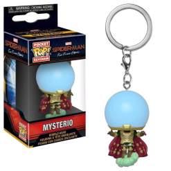 Image Spider-Man: FFH - Mysterio Pocket Pop! Keychain