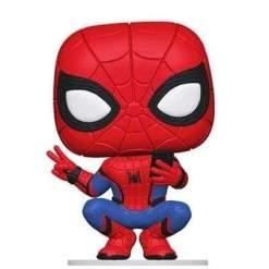 Image Spider-Man: Far From Home - Spider-Man Selfie Pop! Vinyl