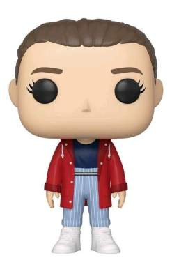 Image Stranger Things - Eleven with Slicker US Exclusive Pop! Vinyl [RS]