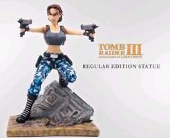 Image Tomb Raider 3 - Lara Croft Statue
