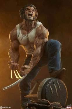 Image X-Men - Logan Premium Format 1:4 Scale Statue