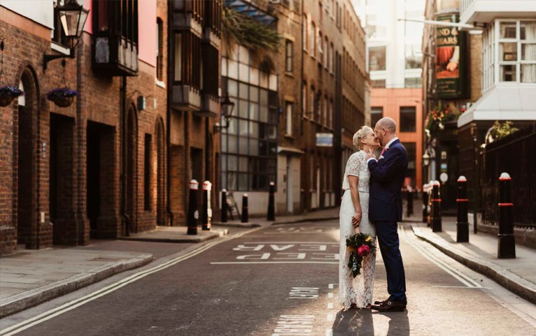 The Street Outside Your Home wedding venue