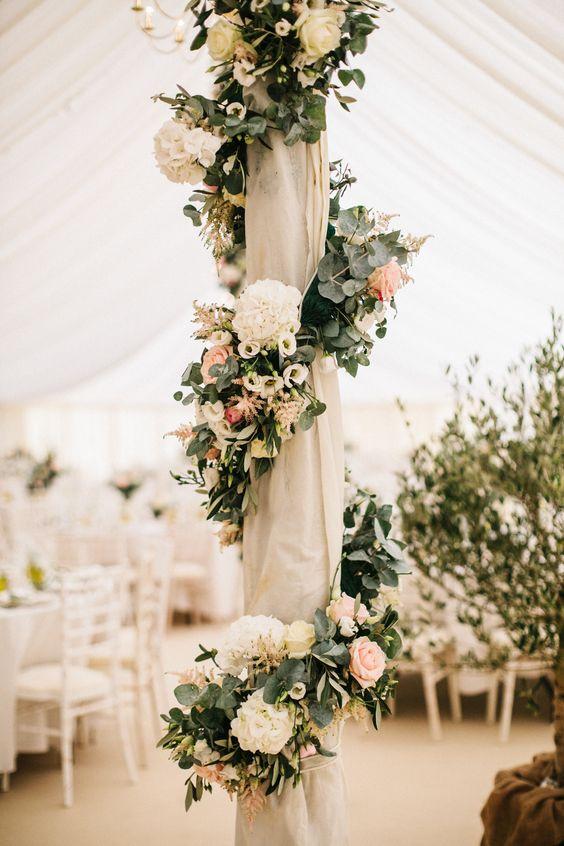 wedding floral decoration in Wedding Checklist process