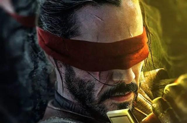 Ryan Reynolds (Deadpool) as Johnny Cage, Keanu Reeves is Kenshi in Mortal Kombat Reboot   Sausage Roll