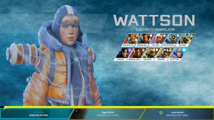 New Apex Legend character Wattson | Sausage Roll