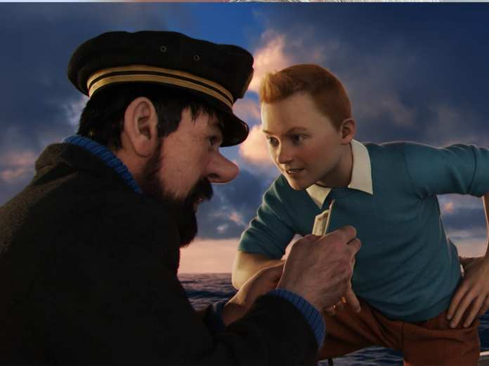 The Aventures of TinTin: Prioner of the Sun | Sausage Roll