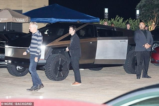 Musk takes Tesla to Malibu
