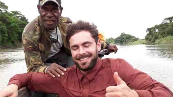 Zac Efron almost died in Papua New Guinea, this is why