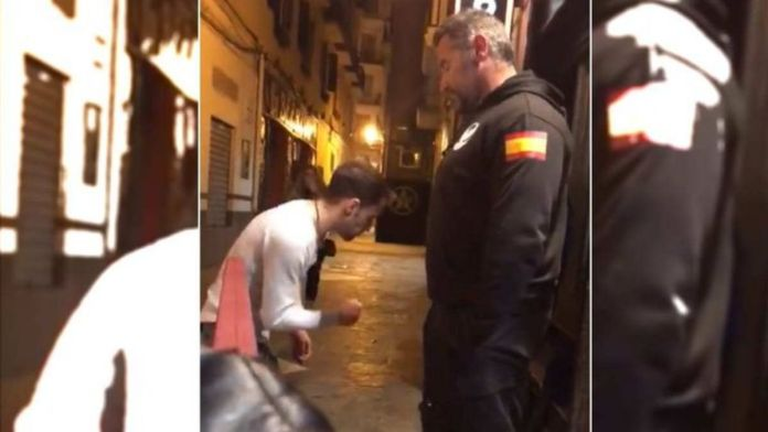 LaRosa warns: dance fight a bouncer and get slapped unconscious