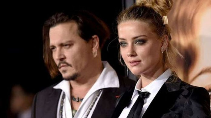 Amber Heard caught on tape admitting to hitting Johnny Depp