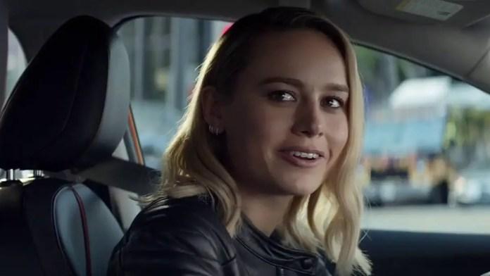 Brie Larson Nissan stock
