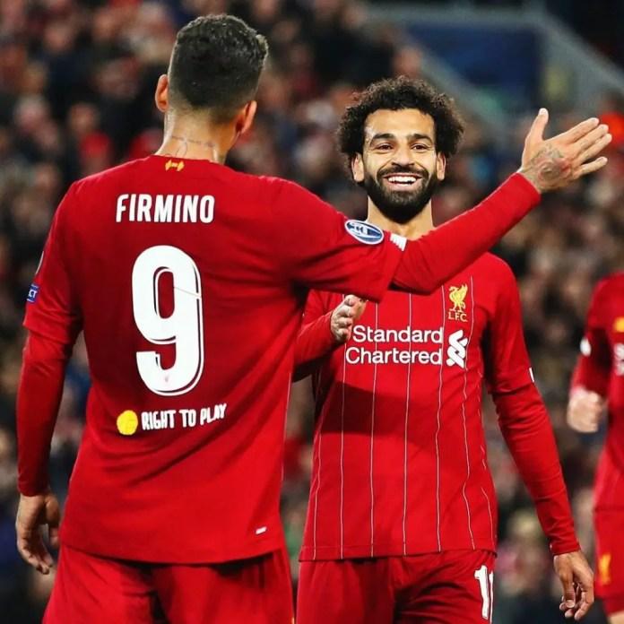Liverpool celebrate Manchester City could lose premiere league points