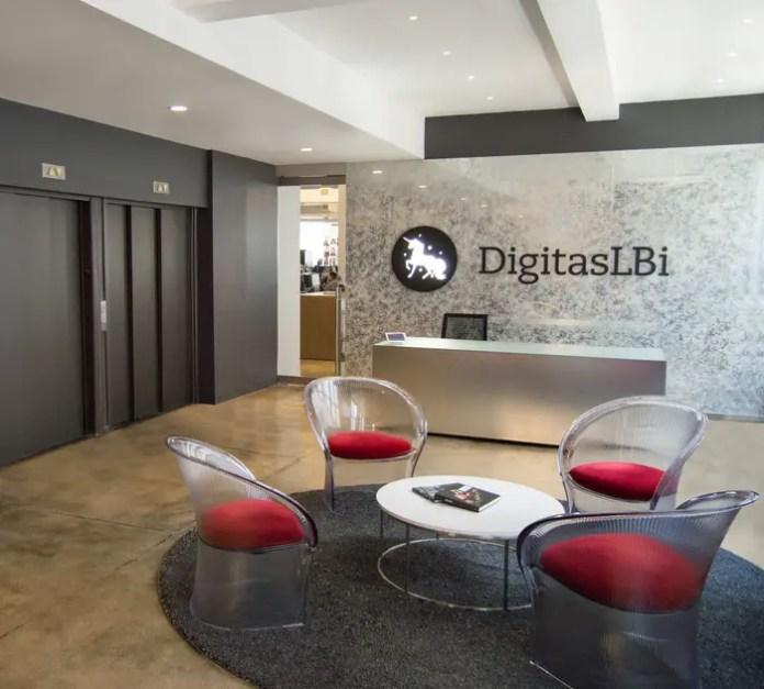 DigitasLBI office