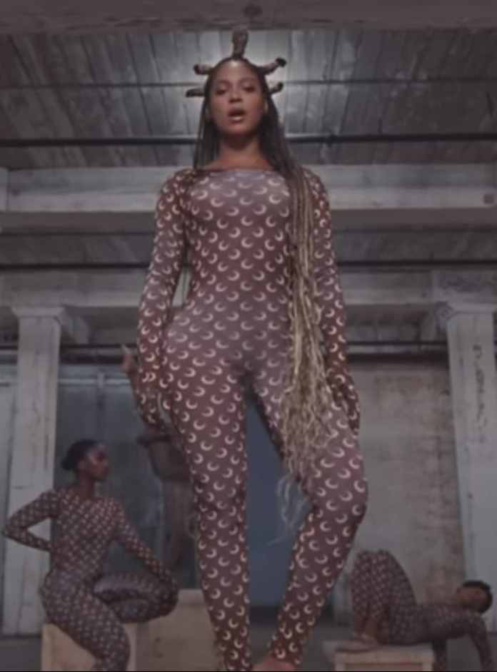 Beyonce figure